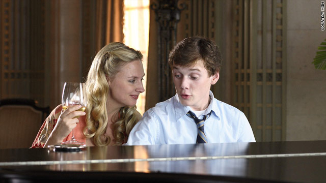 "The 2007 film ""Charlie Bartlett"" centered on a disaffected teen from a wealthy family."