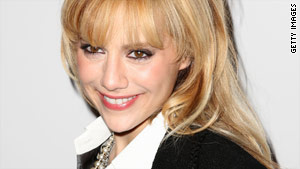Actress Brittany Murphy, 32, was found dead in her home December 21.