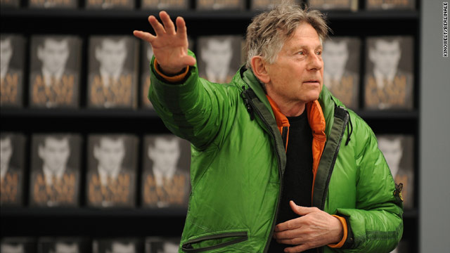 "Roman Polanski's latest film, ""The Ghost Writer,"" is in competition for the top award at the Berlin Film Festival."