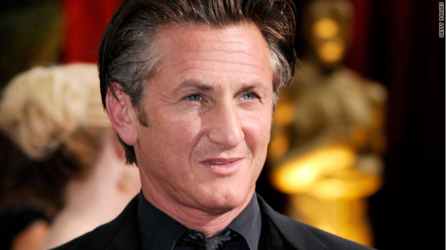 Sean Penn is known for his talent -- he nabbed the best actor Oscar last year  -- as well as his violent outbursts.