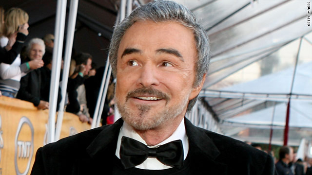 "Actor Burt Reynolds won a Golden Globe for his work in the 1997 movie ""Boogie Nights."""