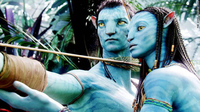 """Avatar,"" the highest-grossing film of all time, is up for nine Oscars, including best picture."