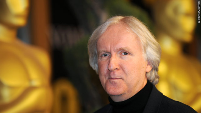 The last time James Cameron had a film in the running for best picture, the Oscars attracted a record number of viewers.