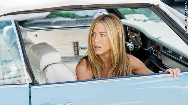 """The Bounty Hunter's"" opening weekend was just short of expectations, with Jennifer Aniston still being unproven as a box office draw."