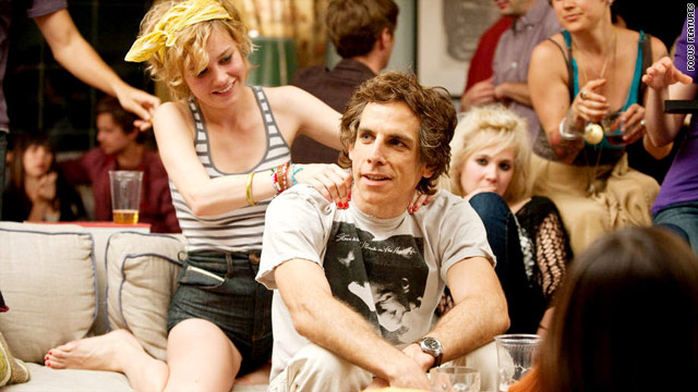 "Ben Stiller's character in ""Greenberg"" has retreated to Los Angeles after spending time in a mental hospital."