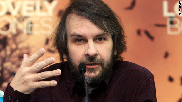 Peter Jackson defends &quot;The Lovely Bones&quot; in the face of criticism. &quot;The film is very much what we set out to make,&quot; he said.