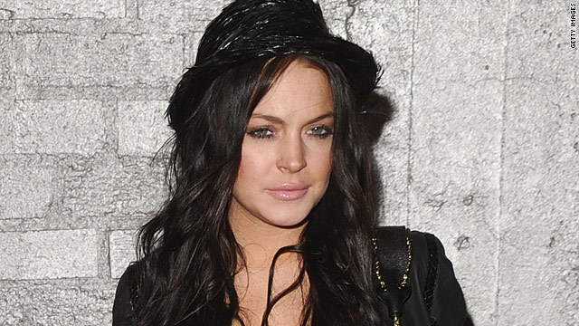 Lindsay Lohan is one of seven stars who have gotten dumped by film directors.