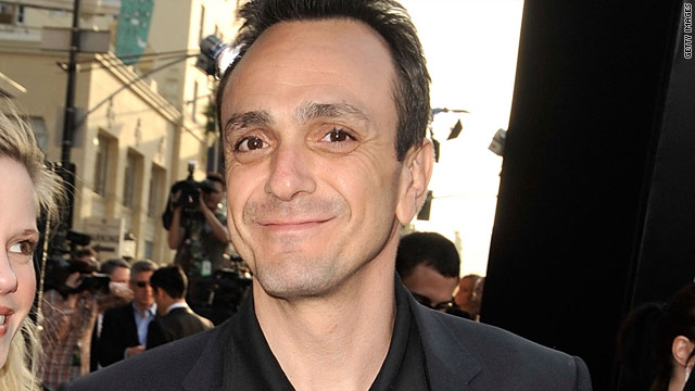 "Hank Azaria will play Gargamel in the 2011 release of ""The Smurfs."""