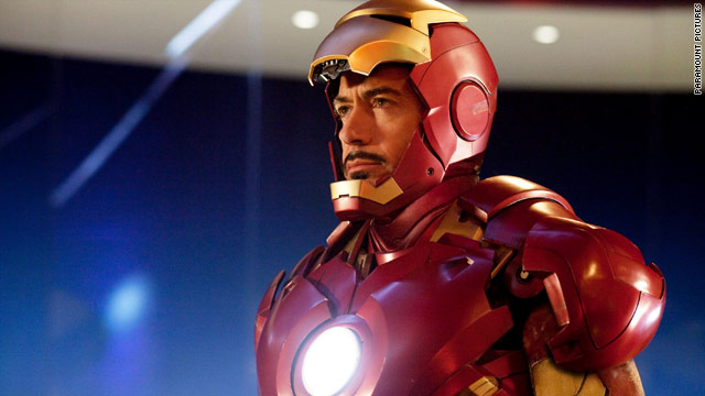 "Robert Downey Jr. returns as maverick inventor-industrialist Tony Stark in ""Iron Man 2."""