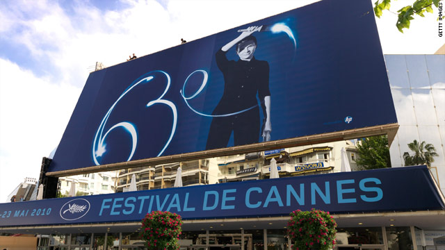 The 63rd annual Cannes Film Festival will be held May 12 -- May 23 in Cannes, France.
