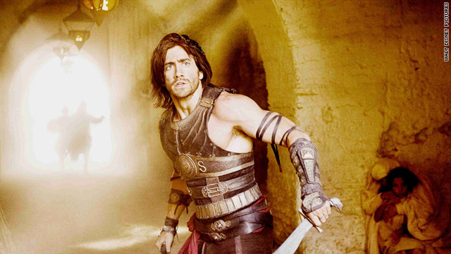 "Jake Gyllenhall stars in ""Prince of Persia: The Sands of Time."""