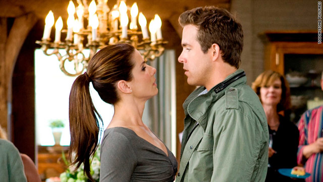 Sandra Bullock and Ryan Reynolds may reunite for a new action comedy.