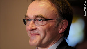 "Danny Boyle has directed a host of movies including ""Trainspotting"" and ""The Beach."""