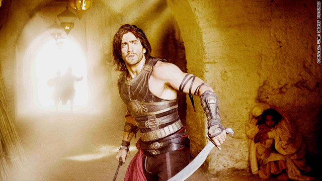 Some fans were none too pleased by the selection of Jake Gyllenhaal to portray the Prince of Persia.
