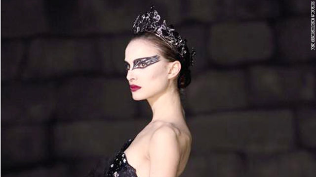 "Natalie Portman stars in director Darren Aronofsky's upcoming film, ""Black Swan."""