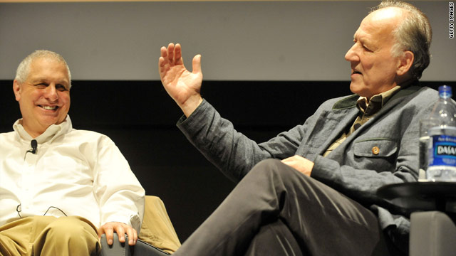 Directors Errol Morris and Werner Herzog discuss their latest films at the Toronto International Film Festival.