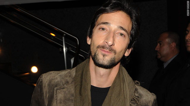 Adrien Brody wants a federal judge to stop DVD sales of a horror movie he filmed two years ago.