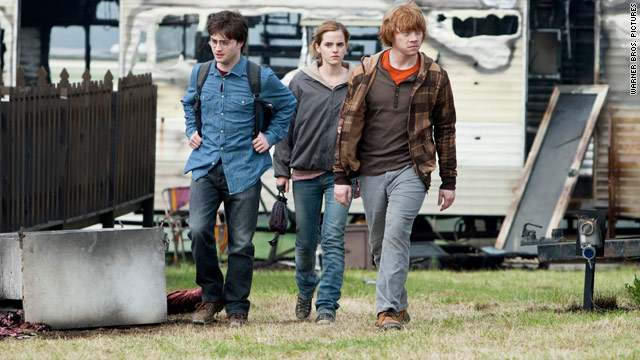 Harry Potter and the gang are back for the next-to-the-last installment of the franchise.