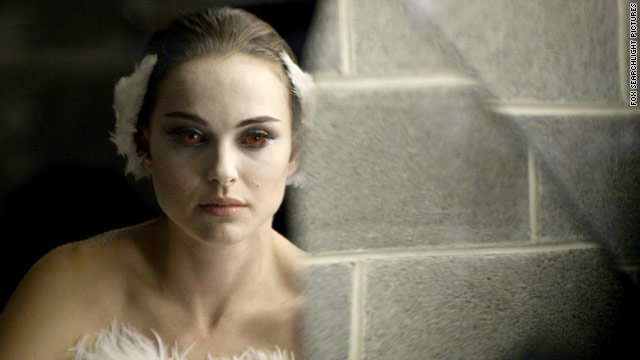"Natalie Portman stars as Nina, a ballet dancer on a journey of self-exploration in the film ""Black Swan."""