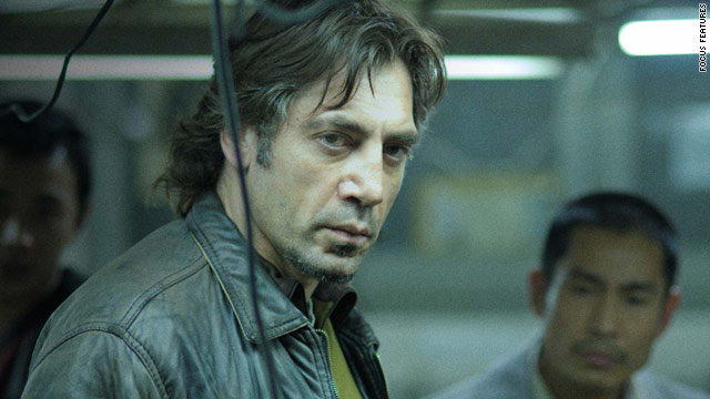 "Javier Bardem stars in ""Biutiful"" as Uxbal, a devoted father of two trying to put his life in order in Barcelona."