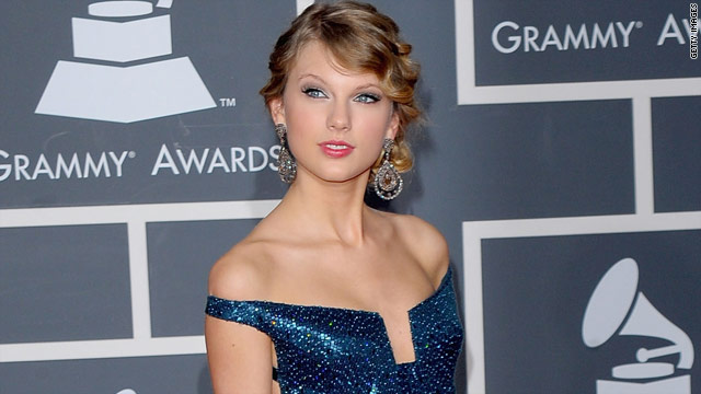"Taylor Swift won album of the year for her 2009 chart-topper, ""Fearless."""