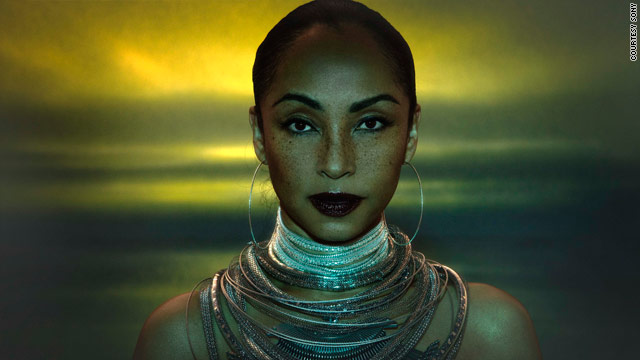Singer Sade takes years off between albums, but that hasn't stopped fans from embracing her music.