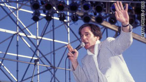Alex Chilton started in music as a teen in the 1960s, as vocalist for the psychedelic soul group the Box Tops.