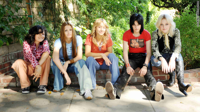 "The biopic ""The Runaways"" paints a picture of the all-female rock band that paved the way for female rockers today."