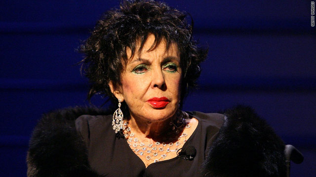 Elizabeth Taylor has tweeted her disdain for the dermatologist she shared with the late pop star Michael Jackson.