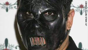 Slipknot bassist Paul Gray was 38.