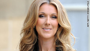 Singer Celine Dion, 42, and husband-manager Rene Angelil, 68, already have a 9-year-old son, Rene-Charles.