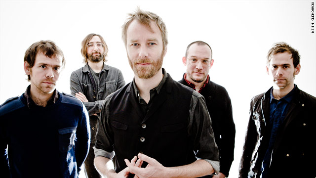 The National's latest album, &quot;High Violet,&quot; debuted at No. 3 on the Billboard 200 album chart last month