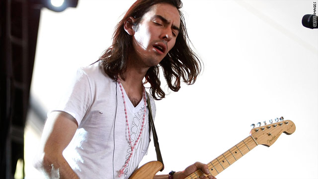 Dhani Harrison teams up with Ben Harper and Joseph Arthur to form the band Fistful of Mercy.