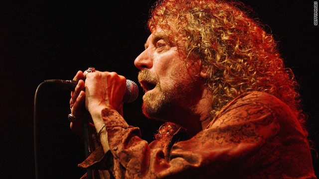 "Robert Plant releases new album ""Band of Joy."""
