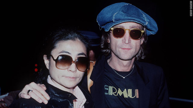 """I was getting messages from all corners of the world: 'We're celebrating John's birthday as a tribute to him,' "" Yoko Ono says."