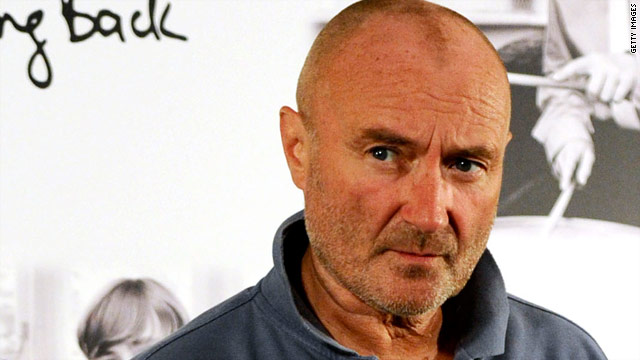 Phil Collins says he has little desire to create more music beyond his new disc of Motown covers, Going Back.