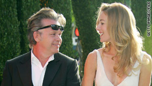 John Mellencamp and his wife, Elaine Irwin-Mellencamp, in 2006.