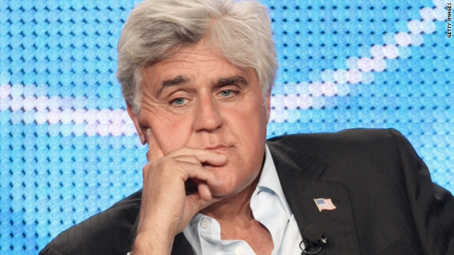 """The fate of """"The Jay Leno Show"""" is still undetermined."""