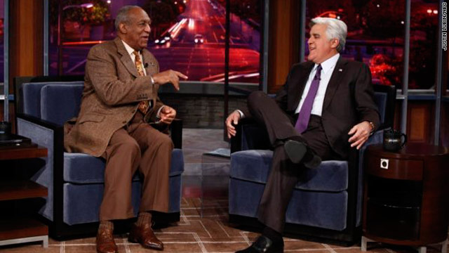 Jay Leno went after NBC again in his monologue Monday, the first since NBC confirmed Jay Leno's show won't be on at 10 p.m.