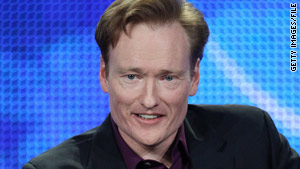 "Conan O'Brien says he ""cannot participate in what I honestly believe' is the destruction of ""The Tonight Show."""