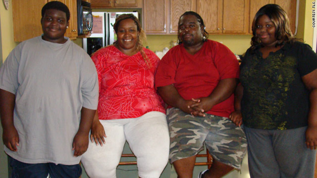 "TLC's ""One Big Happy Family"" documents the Cole family's struggle to live a healthier lifestyle."