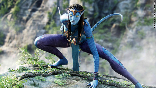 "James Cameron's ""Avatar"" won the Golden Globe award for best movie drama."
