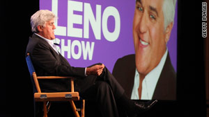 "NBC executives decided this month to cancel ""The Jay Leno Show"" after just four months, amid low ratings."