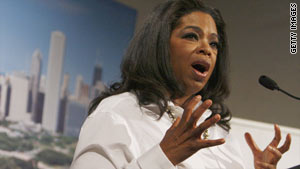 A new unauthorized biography on talk show queen Oprah Winfrey is slated for release on April 13.