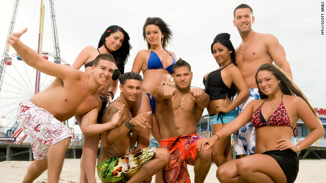 "MTV's ""Jersey Shore"" has become a pop-culture phenomenon since the show debuted in December."