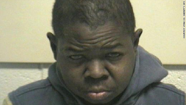 Gary Coleman was arrested and booked Sunday in Utah County, Utah.