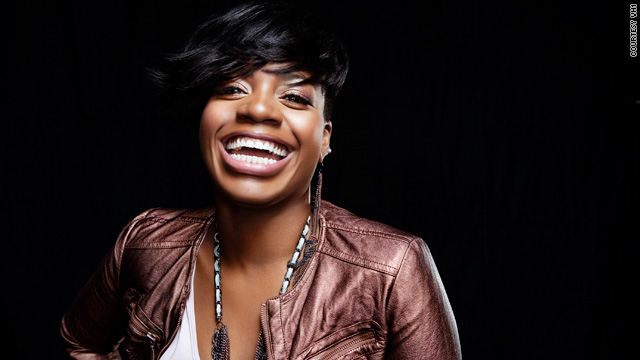 """American Idol"" season three winner Fantasia is starring in a new reality show, ""Fantasia For Real."""