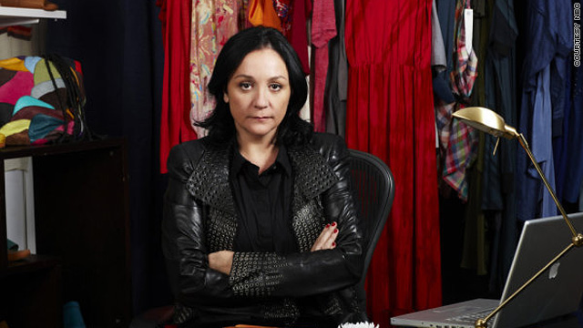 "Kelly Cutrone returns to TV with  ""Kell on Earth,"" as well as a memoir/career advice tome, ""If You Have to Cry, Go Outside."""