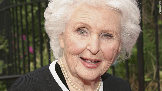 """Frances Reid starred on """"Days of our Lives"""" from 1965 to 2007."""