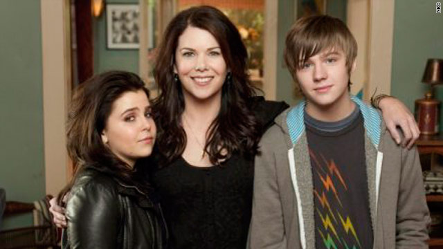 "Lauren Graham (center) is one of the stars of the new series ""Parenthood."""
